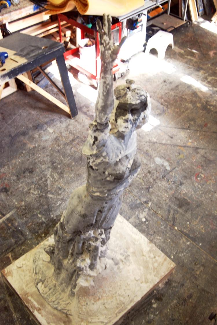 n-statue